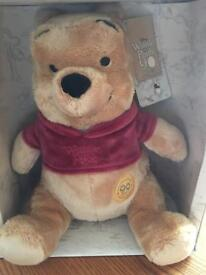 Boxed 90th Anniversary Pooh Bear