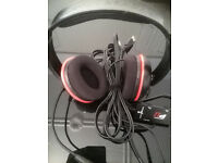 EARFORCE P11 / P2 Headphones for Sony PS3