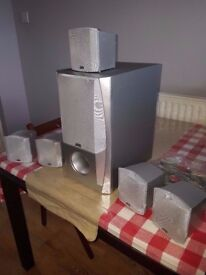 Speakers(5.1 - not used) for sale in harrow
