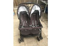 GRACO twin buggy. Very cheap and in great conditions 😆