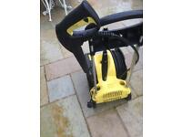Karcher pressure washer 160bar