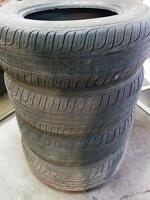 4x pneu tires Toyo spectrum 205-65-15