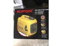 Brand new kipor IG portable generator