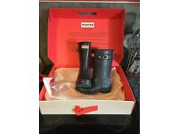 Boys 'Hunter' Wellies Size 12