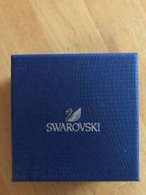 Swarovski pendant necklace