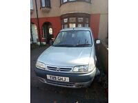 AMAZING FAMILY CAR AND GOOD RUNNER, MILEAGE.133793