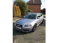 Audi A3 limited edition 1.6 petrol bargain