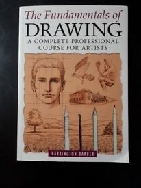 The Fundamentals of Drawing (by Barrington Barber)