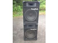 SOUNDTEC SPEAKERS FOR SALE