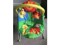 Safari Bouncer from mother care