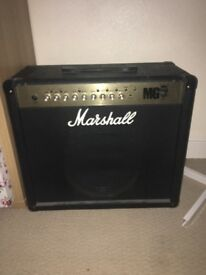 Marshall MG 100FX amp - great condition