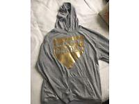 Topshop women's Lady Garden sweater/hoodie
