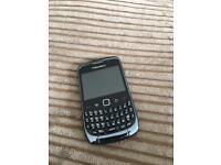 Blackberry Curve handset spare repair