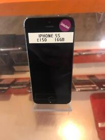 iPhone 5s, unlocked, 16gb, black and grey