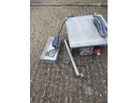 wet tile cutter