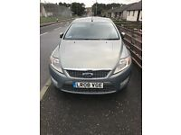 Ford mondeo 2.0 tdci TITANIUM X High spec 2008 Automatic gearbox