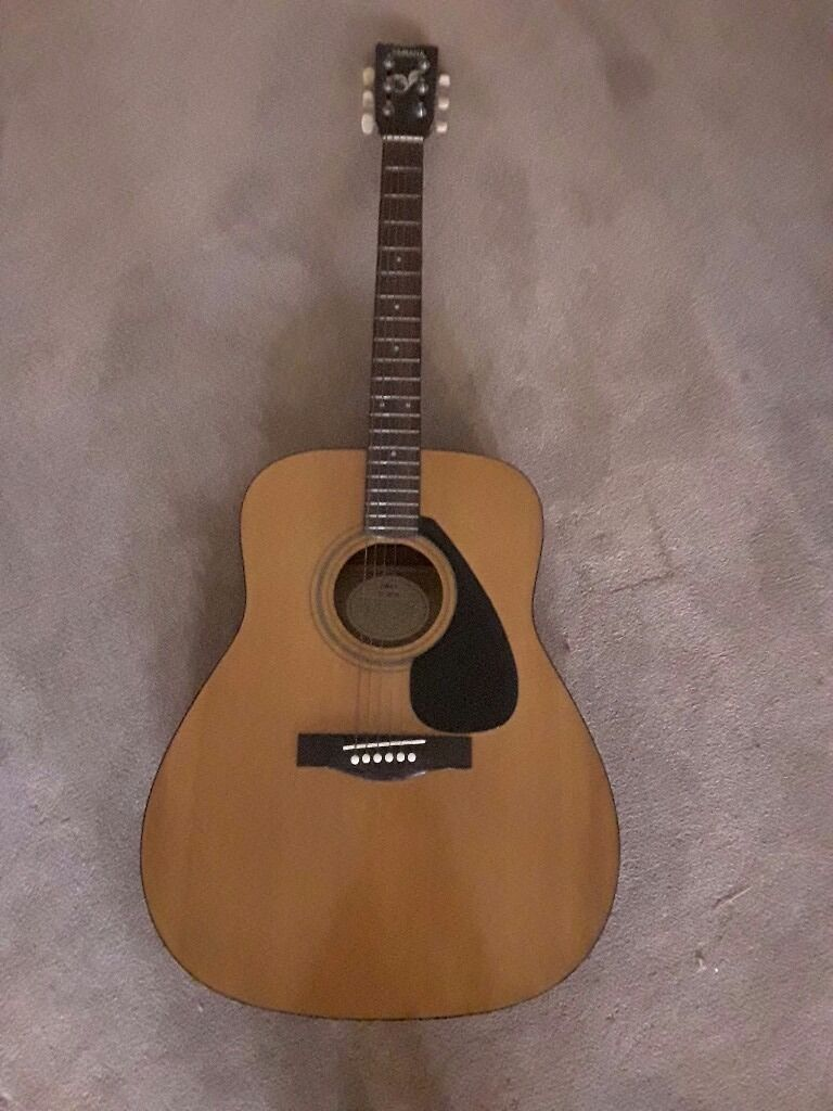 Yamaha Guitar. Good condition. Would suit beginner