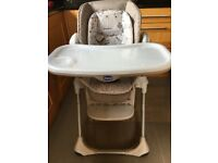 Chicco Polly Adjustable High Chair