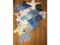 Baby boys newborn bundle
