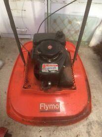 Flymo 2 Stroke Hover Mower