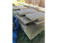 FREE pre fab garage panels to anyone who can collect.