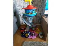 Paw patrol my size look out tower