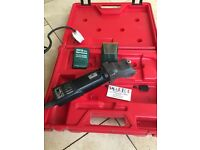 Hauptner horse clippers. Heavy duty with spare blades. Regularly serviced.