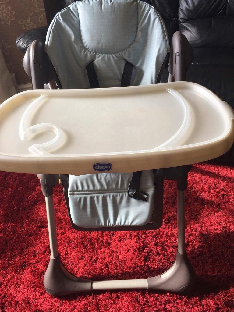Chicco high seat