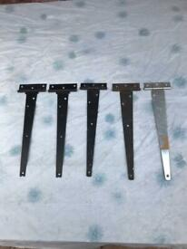 5 shed hinges
