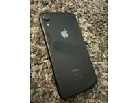 IPHONE XR BLACK EX CONDITION