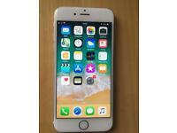 iPhone 6 Unlocked 64GB Gold read description