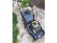 McCullock petrol lawn mower
