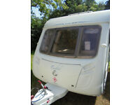 2006 Swift Challenger 480 - 2 Berth Touring Caravan With Rear Washroom