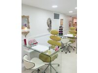 Beauty Therapist Required also Beauty rooms for rent (2) and nails area