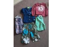 Boys 8-9 years bundle