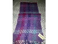 Gone subject to delivery- Lovely wool scarf- new with label