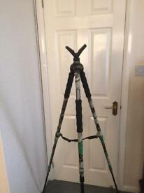 Shooting tripod/sticks