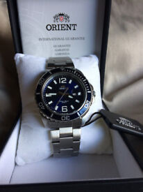 ORIENT 200m DIVERS WATCH