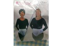 Fembrace V-Brace Ladies support for prolapse & vulvar varicosities fembrace x2