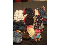 Massive girls 12-18 months clothes bundle