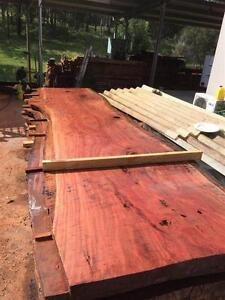 timber slabs blue gum Black Hill Cessnock Area Preview