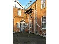 EIGER ALUMINIUM SCAFFOLD TOWER