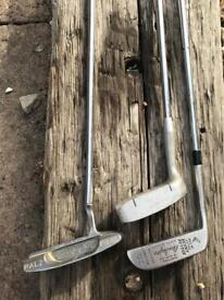 Golf putters—Vintage putters