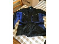 Mens motorcycle jacket