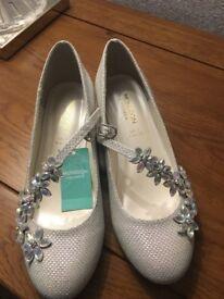 Girls Monsoon Dress shoes