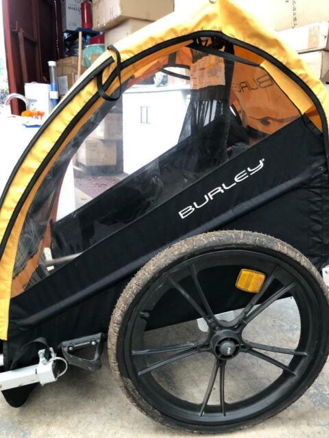 Burley Bee 2 seat child bike trailer   in Nuneaton, Warwickshire   Gumtree
