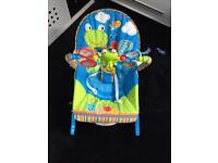 Fisher Price - Baby/Toddler Rocker/Chair