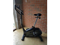 Reebok exercise bike in good condition. Gloucester.