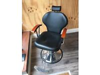 Nearly brand new barber chair or threading chair only £19.99