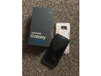 Samsung Galaxy s7 Edge black onyx o2